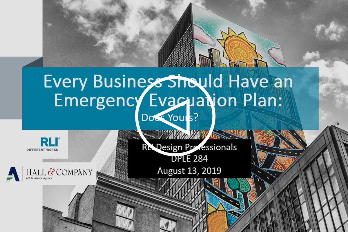 Every Business Should have an Emergency Evacuation Plan: Does Yours?